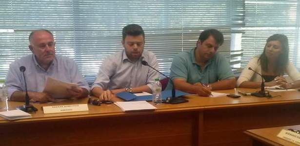 Συνεδριάζει το Δημοτικό Συμβούλιο Ρήγα Φεραίου