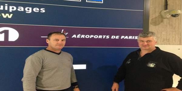 Συνάντηση Αντιδημάρχων Ρήγα Φεραίου & Ζαγοράς στο Παρίσι