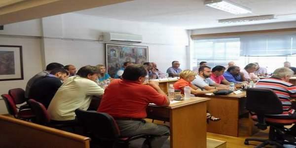 Δημοτικό συμβούλιο Δήμου Ρήγα Φεραίου