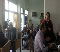 Μεγάλη ανταπόκριση στην εκδήλωση για τις επιπτώσεις του διαβήτη στο ΚΑΠΗ Βελεστίνου
