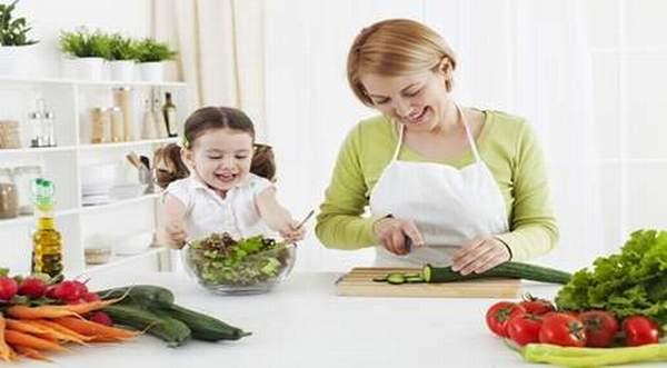 Δράσεις για τη σωστή διατροφή των νηπίων