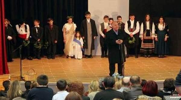 Ο Δήμος Ρήγα Φεραίου για την θεατρική παράσταση αφιερωμένη στον Ρήγα Βελεστινλή
