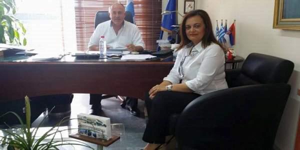 Στο Δίκτυο Ελληνικών Πόλεων για την ανάπτυξη ο Δήμος Ρήγα Φεραίου