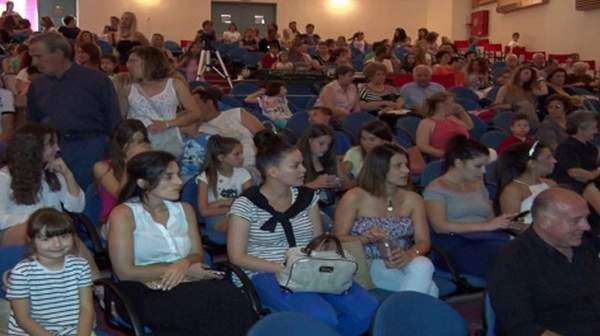 Με μεγάλη επιτυχία στέφθηκε η εκδήλωση ΚΔΑΠ  του ΝΠΔΔ του Δήμου Ρήγα Φεραίου