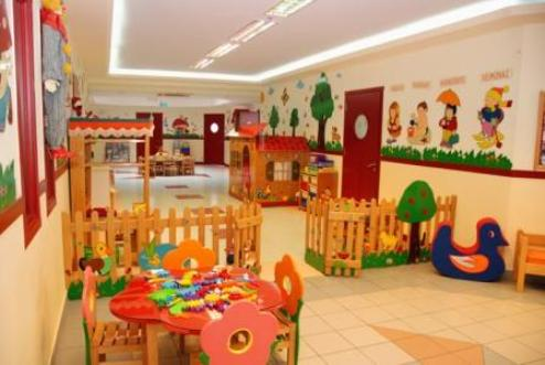 Αγιασμός Παιδικού Σταθμού Βελεστίνου
