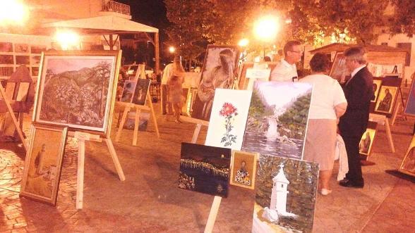 Επιτυχής η Έκθεση Εικαστικών Τεχνών