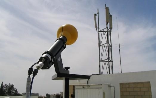 Εγκατάσταση σταθμού μέτρησης ηλεκτρομαγνητικής ακτινοβολίας στο Δήμο Ρήγα Φεραίου