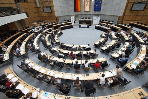 Στο Βερολίνο ο Δήμαρχος Ρήγα Φεραίου Δημήτρης Νασίκας στο πέμπτο ετήσιο συνέδριο της Ελληνογερμανικής Συνέλευσης (DGV V)