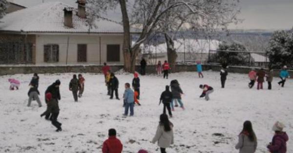 Κλειστά όλα τα σχολεία του Δήμου Ρήγα Φεραίου τη Δευτέρα 18 Ιανουαρίου 2016