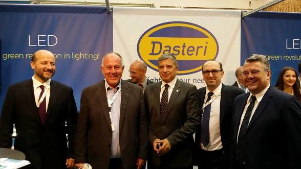 Ο Δήμαρχος Ρήγα Φεραίου στο συνέδριο City Connect-Forum & Exhibition