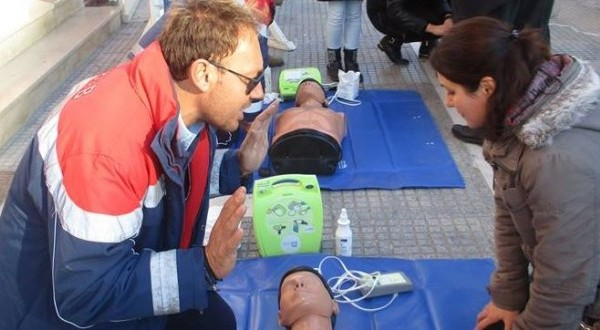 Με Πρωτοβουλία του Δήμου Ρήγα Φεραίου Μαθήματα Πρώτων Βοηθειών στο Κέντρου Υγείας Βελεστίνου