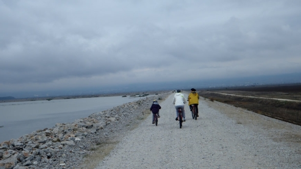 2ος  Ποδηλατικός  Γύρος  Λίμνης  Κάρλας