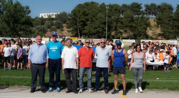 Αγώνες στίβου στο Δήμο Ρήγα Φεραίου