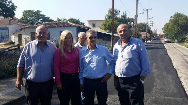 Συντήρηση του Εθνικού και Επαρχιακού Δικτύου Δήμου Ρήγα Φεραίου από την Περιφέρεια Θεσσαλίας