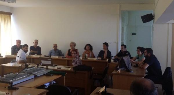 Ενημερωτική συνάντηση στο Δήμο Ρήγα Φεραίου του Φορέα Διαχείρισης Κάρλας