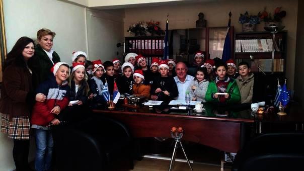 Μαγικές Χριστουγεννιάτικες μελωδίες από παιδικές φωνές