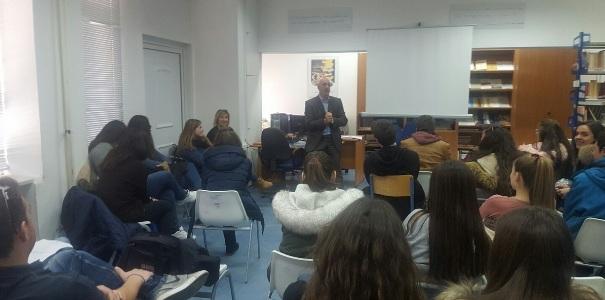 Δράση του ΚΕ.Π. Υγείας Δήμου Ρήγα Φεραίου – Διαχείρισης άγχους των μαθητών υποψηφίων της τριτοβάθμιας εκπαίδευσης