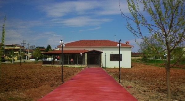 Ο Δήμος Ρήγα Φεραίου παραδίδει στην Τοπική Κοινότητα Αερινού το Πολύκεντρο