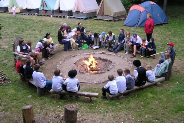 Δημιουργία κατασκήνωσης παιδιών του Δήμου Ρήγα Φεραίου στο Βένετο της Δ.Ε. Κεραμιδίου