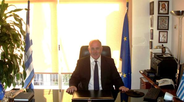 Συνέντευξη Δημάρχου Ρήγα Φεραίου στην ΚΕΔΕ