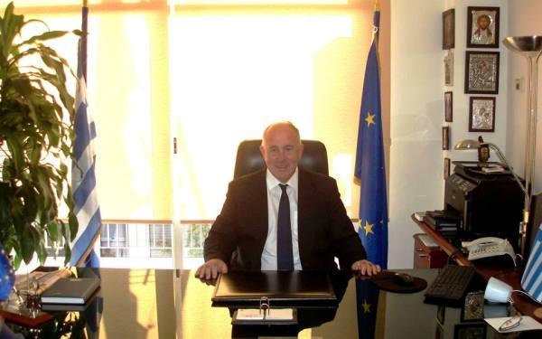 Χαιρετισμός Δημάρχου Ρήγα Φεραίου σε εκδήλωση για την Ελληνική Γλώσσα