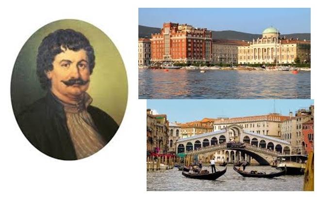 Αεροπορική εκδρομή στην Τεργέστη – Βενετία , εκδηλώσεις προς τιμή του ενθομάρτυρα Ρήγα Βελεστινλή Φεραίου 22/6/2018-25/6/2018