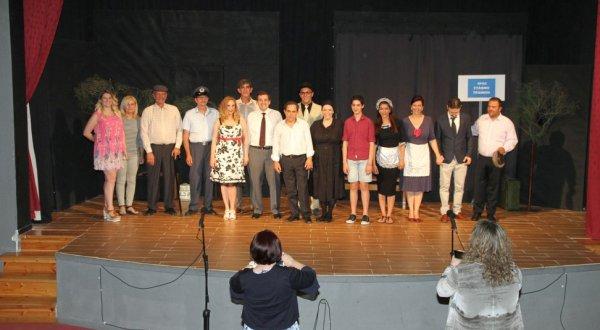Θεατρικές Παραστάσεις από τη Θεατρική Ομάδα Δήμου Ρήγα Φεραίου