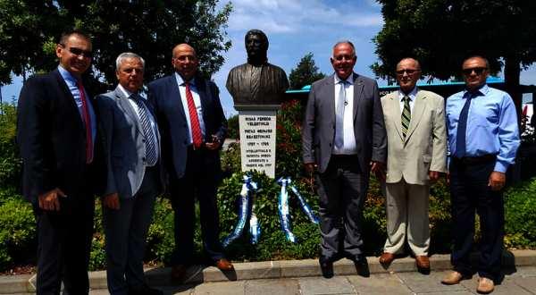 Θερμή υποδοχή της Ελληνικής Κοινότητας της Τεργέστης στους εκπροσώπους του Δήμου Ρήγα Φεραίου