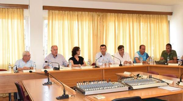 Επιτυχής και γόνιμη απέβη η σύσκεψη για τα αγριογούρουνα στο Δήμο Ρήγα Φεραίου