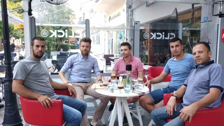 Παροχές υγείας στους ποδοσφαιριστές  από το ΚΕ.Π. Υγείας του Δήμου Ρήγα Φεραίου