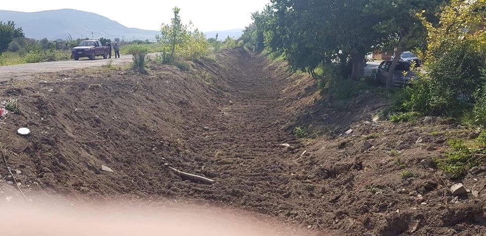 Καθαρισμός Ρεμάτων και τοποθέτηση νέων κάδων στο Δήμο Ρήγα Φεραίου
