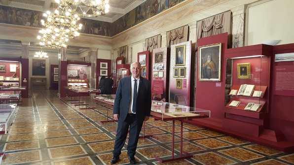 Τιμητική η έκθεση «ΡΗΓΑΣ ΚΑΙ ΕΠΑΝΑΣΤΑΣΗ» στη Βουλή,   Δημ. Νασίκας: Πυξίδα  και φάρος για την ελευθερία οι ιδέες του Ρήγα