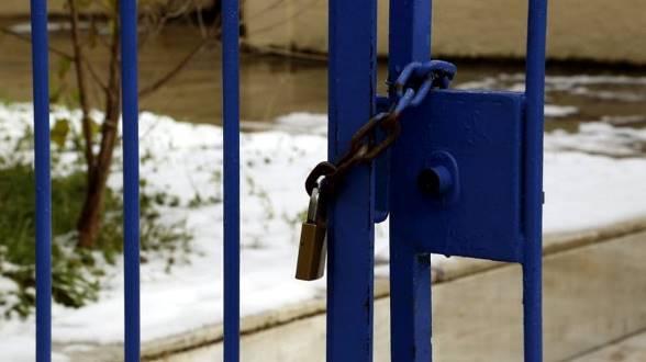 Με απόφαση Δημάρχου Ρήγα Φεραίου όλα τα σχολεία των Καναλίων και Κεραμιδίου θα παραμείνουν κλειστά αύριο Δευτέρα 25 Φεβρουαρίου 2019