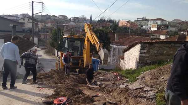 Αντικατάσταση του δικτύου ύδρευσης Βελεστίνου και Χλόης και οριστική απαλλαγή από σωλήνες αμιάντου