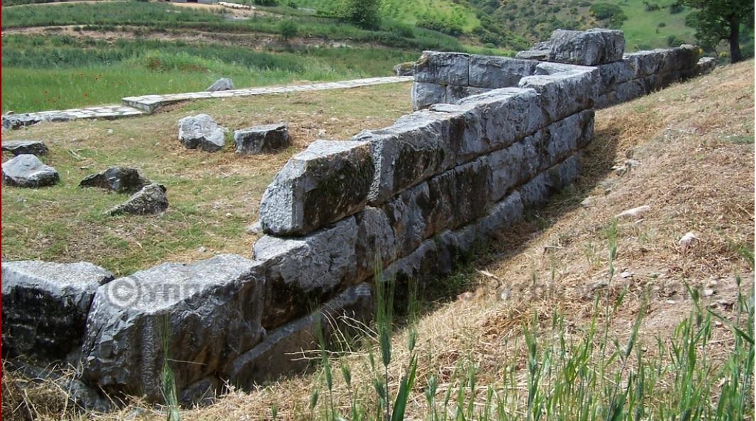 Ομάδα Τουριστικής Προβολής Δήμου Ρήγα Φεραίου Προβάλλουμε τον τόπο μας – Μαθαίνουμε την ιστορία μας «Τα αρχαία Τείχη των Φερών»